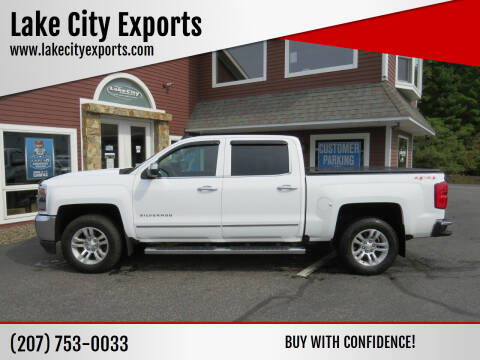 2017 Chevrolet Silverado 1500 for sale at Lake City Exports - Lewiston in Lewiston ME