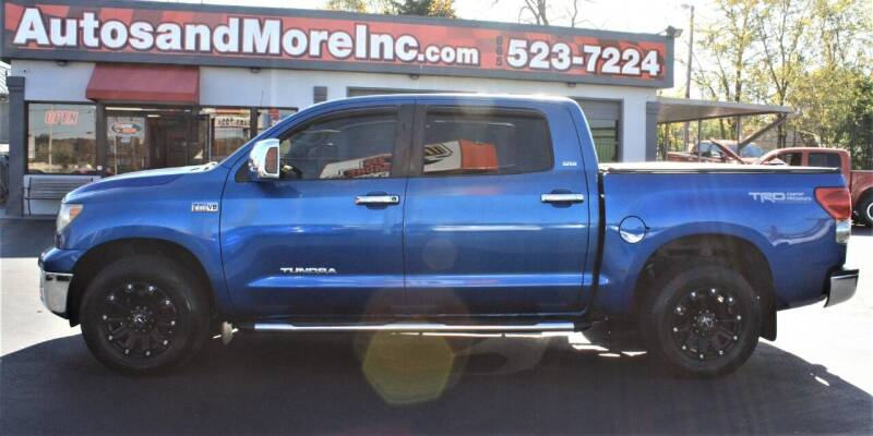 2007 Toyota Tundra for sale at Autos and More Inc in Knoxville TN
