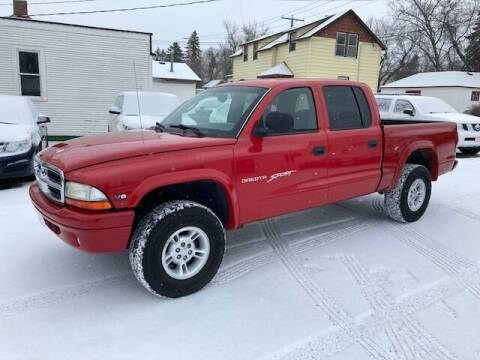 2000 Dodge Dakota for sale at Affordable Motors in Jamestown ND