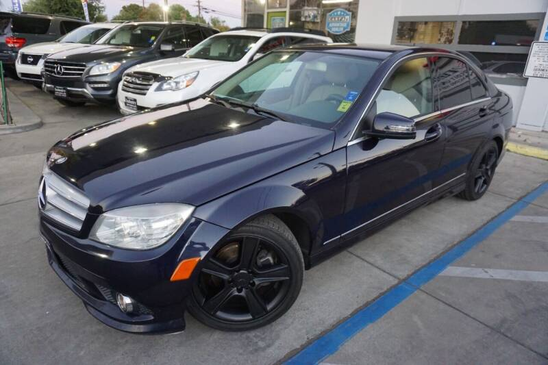 2010 Mercedes-Benz C-Class for sale at Industry Motors in Sacramento CA