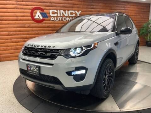 2017 Land Rover Discovery Sport for sale at Dixie Motors in Fairfield OH