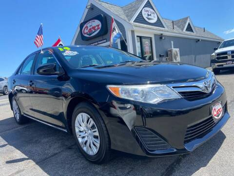 2014 Toyota Camry for sale at Cape Cod Carz in Hyannis MA