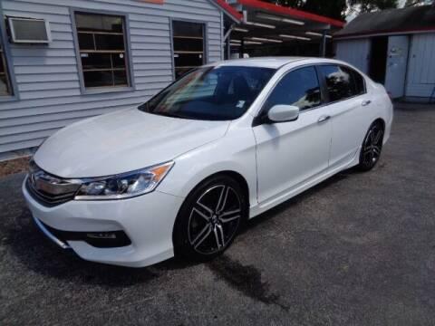 2017 Honda Accord for sale at Z Motors in North Lauderdale FL