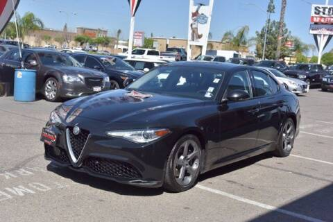2017 Alfa Romeo Giulia for sale at Choice Motors in Merced CA
