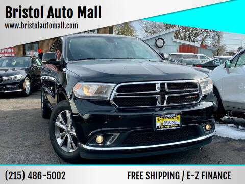 2014 Dodge Durango for sale at Bristol Auto Mall in Levittown PA
