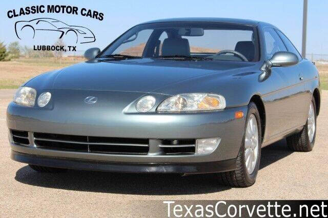 1992 Lexus SC 400 for sale in Lubbock, TX