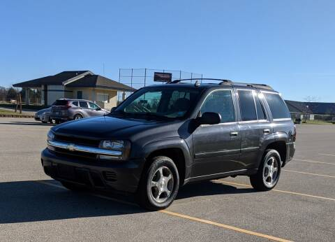 2007 Chevrolet TrailBlazer for sale at Budget City Auto Sales LLC in Racine WI