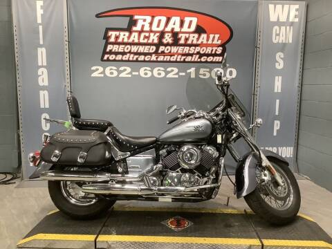 2005 Yamaha V-Star for sale at Road Track and Trail in Big Bend WI