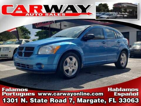 2009 Dodge Caliber for sale at CARWAY Auto Sales in Margate FL
