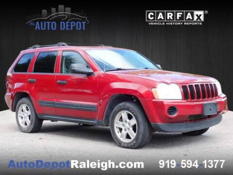 2005 Jeep Grand Cherokee for sale at The Auto Depot in Raleigh NC