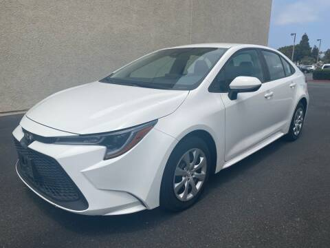 2020 Toyota Corolla for sale at Korski Auto Group in National City CA