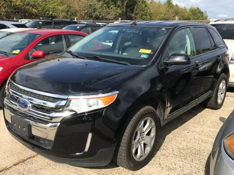 2012 Ford Edge for sale at D&S IMPORTS, LLC in Strasburg VA