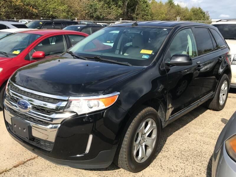 2012 Ford Edge for sale at D&S IMPORTS, LLC in Strasburg VA