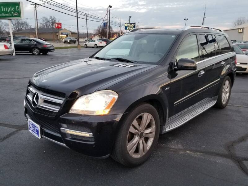 2012 Mercedes-Benz GL-Class for sale at Larry Schaaf Auto Sales in Saint Marys OH