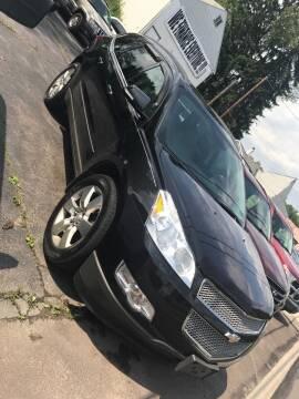 2011 Chevrolet Traverse for sale at Alpha Motors in Scranton PA