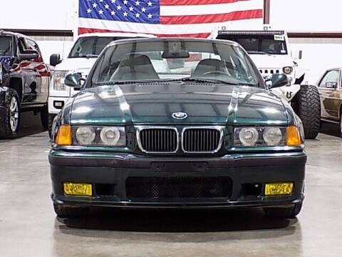 1998 BMW M3 for sale at Texas Motor Sport in Houston TX