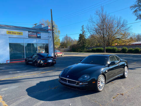 2002 Maserati Coupe for sale at Mebane Auto Trading in Mebane NC