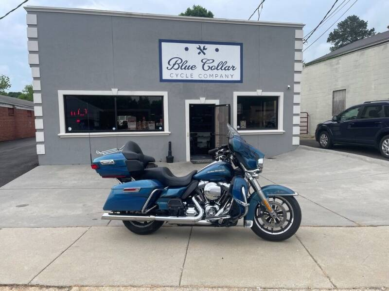 2014 Harley-Davidson Ultra Limited FLHTK for sale at Blue Collar Cycle Company in Salisbury NC