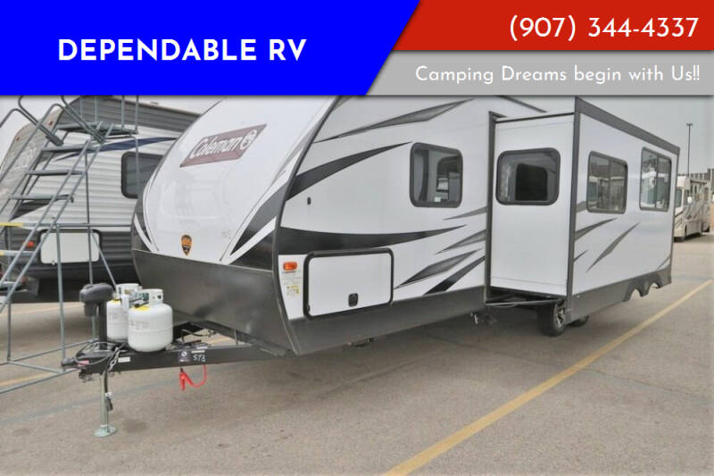 2021 Dutchmen Coleman Light for sale at Dependable RV in Anchorage AK