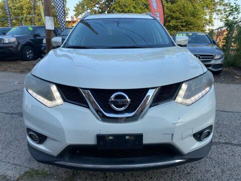 2014 Nissan Rogue for sale at Best Cars R Us in Plainfield NJ