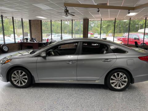 2015 Hyundai Sonata for sale at Willy Herold Automotive in Columbus GA