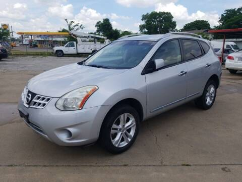 2013 Nissan Rogue for sale at Nile Auto in Fort Worth TX