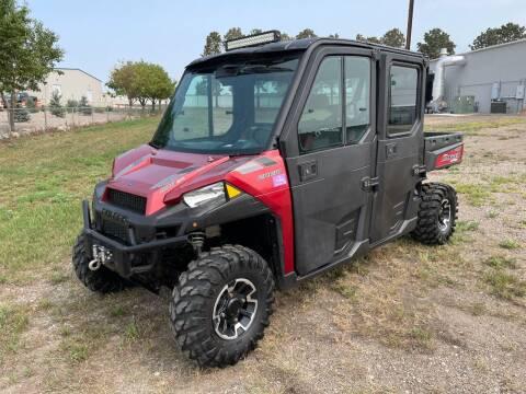 2015 Polaris Ranger for sale at BISMAN AUTOWORX INC in Bismarck ND
