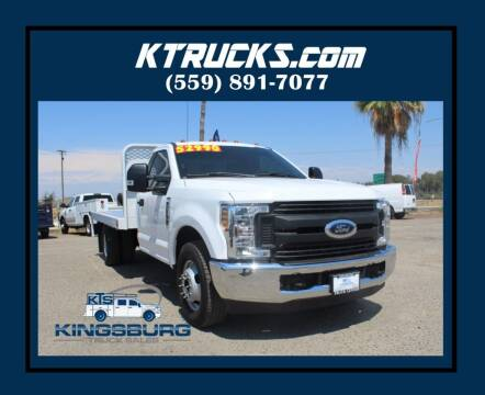 2018 Ford F-350 Super Duty for sale at Kingsburg Truck Center in Kingsburg CA