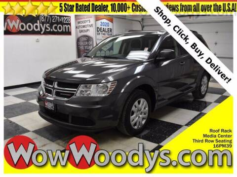 2016 Dodge Journey for sale at WOODY'S AUTOMOTIVE GROUP in Chillicothe MO