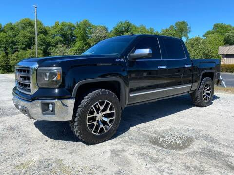 2014 GMC Sierra 1500 for sale at RCD Trucks in Macon GA
