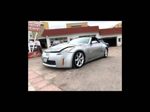 2004 Nissan 350Z for sale at ELITE MOTOR CARS OF MIAMI in Miami FL