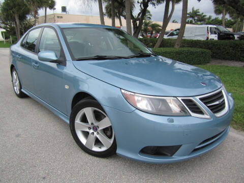 2008 Saab 9-3 for sale at FLORIDACARSTOGO in West Palm Beach FL