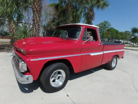 1965 Chevrolet C/K 10 Series for sale at Classic Car Deals in Cadillac MI