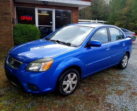 2010 Kia Rio for sale at Progress Auto Sales in Durham NC