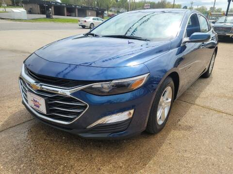 2019 Chevrolet Malibu for sale at County Seat Motors East in Union MO