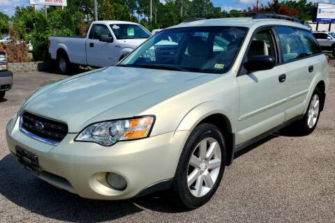 2006 Subaru Outback for sale at Auto and Cycle Brokers of Tidewater in Norfolk VA