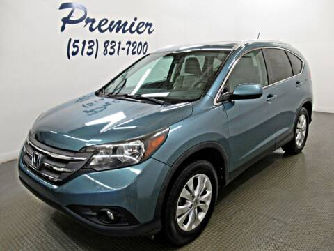 2014 Honda CR-V for sale at Premier Automotive Group in Milford OH