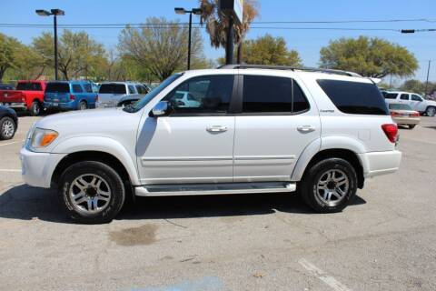 2007 Toyota Sequoia for sale at Flash Auto Sales in Garland TX