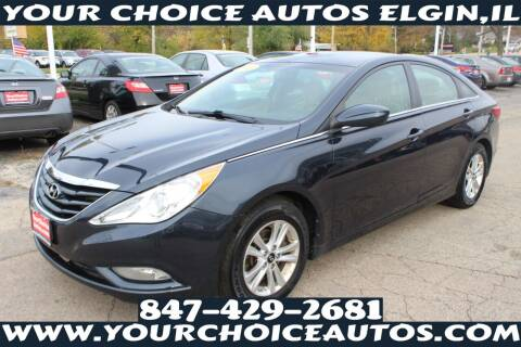 2013 Hyundai Sonata for sale at Your Choice Autos - Elgin in Elgin IL
