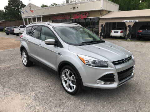 2014 Ford Escape for sale at Townsend Auto Mart in Millington TN