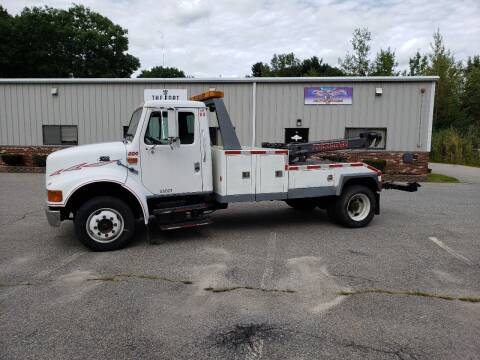 1999 International 4700 for sale at GRS Auto Sales and GRS Recovery in Hampstead NH