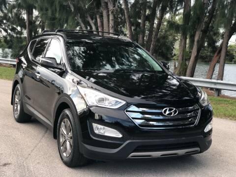 2014 Hyundai Santa Fe Sport for sale at CAR UZD in Miami FL