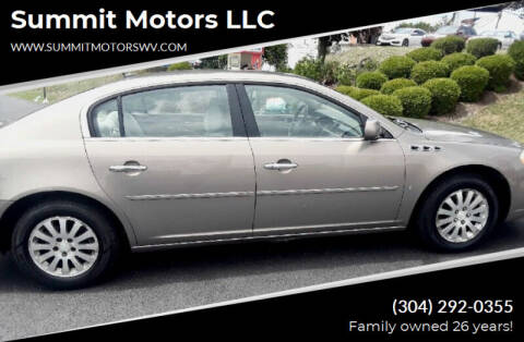 2006 Buick Lucerne for sale at Summit Motors LLC in Morgantown WV