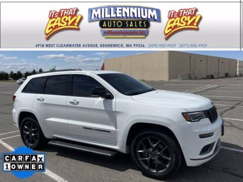 2020 Jeep Grand Cherokee for sale at Millennium Auto Sales in Kennewick WA