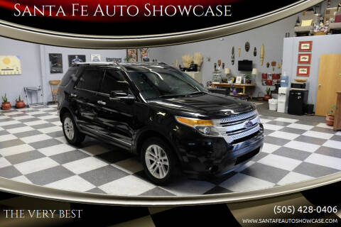 2011 Ford Explorer for sale at Santa Fe Auto Showcase in Santa Fe NM
