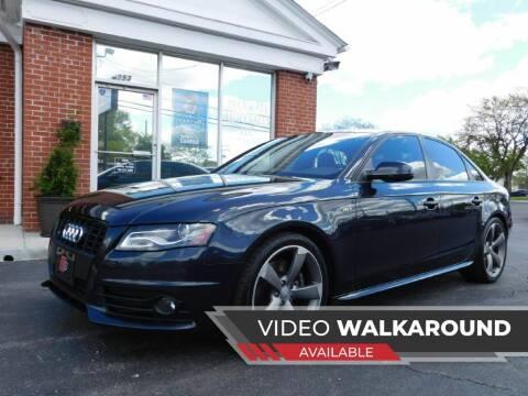 2012 Audi S4 for sale at Delaware Auto Sales in Delaware OH