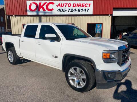 2015 GMC Sierra 1500 for sale at OKC Auto Direct in Oklahoma City OK