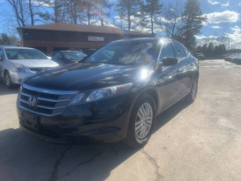 2012 Honda Crosstour for sale at Official Auto Sales in Plaistow NH