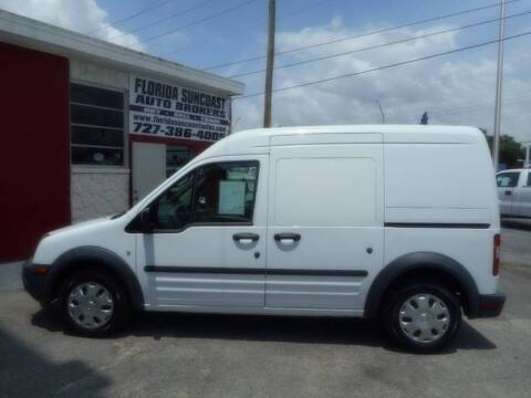 2013 Ford Transit Connect for sale at Florida Suncoast Auto Brokers in Palm Harbor FL