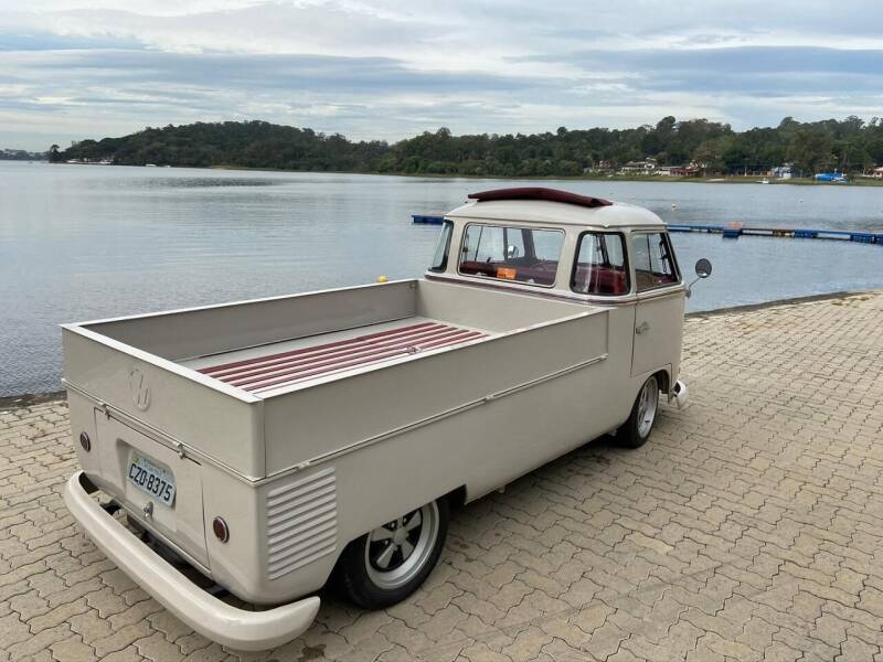 1973 Volkswagen Pickup for sale at ADVANCE AUTOMALL in Doral FL